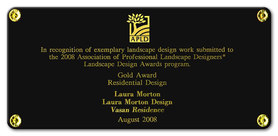 APLD Gold Award