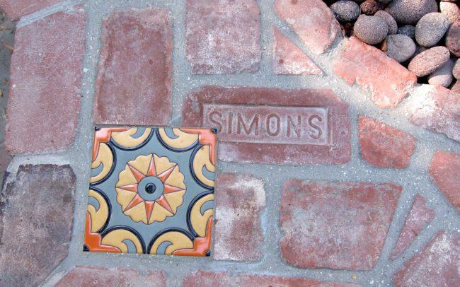 Tile and bricks