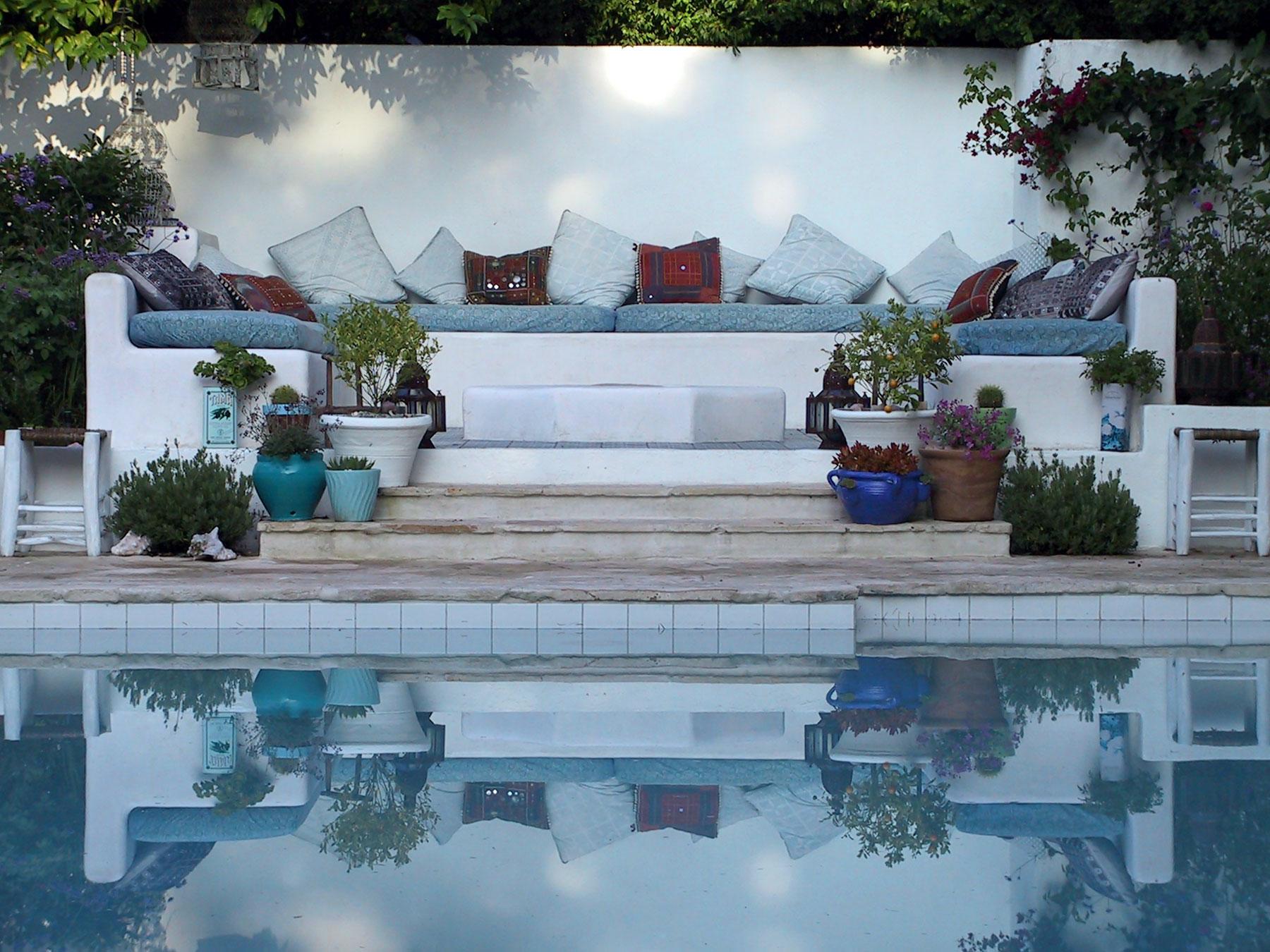 Ozeta House: Portfolio | Mediterranean Style Design - Greek Accents
