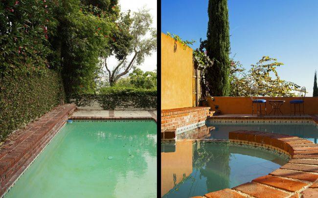 Villa Pina – Before & After