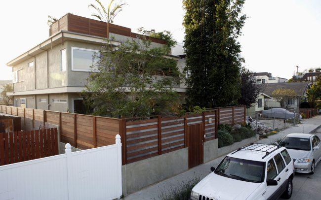 Venice Beach house exterior