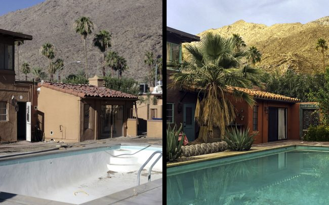 Casa Madrina – Before & After