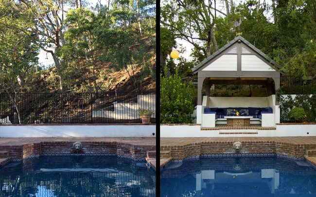 English Manor – Before & After
