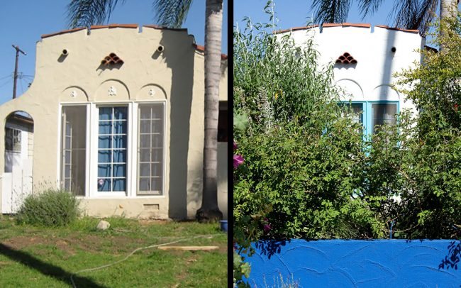 Silverlake Jewel - Before & After