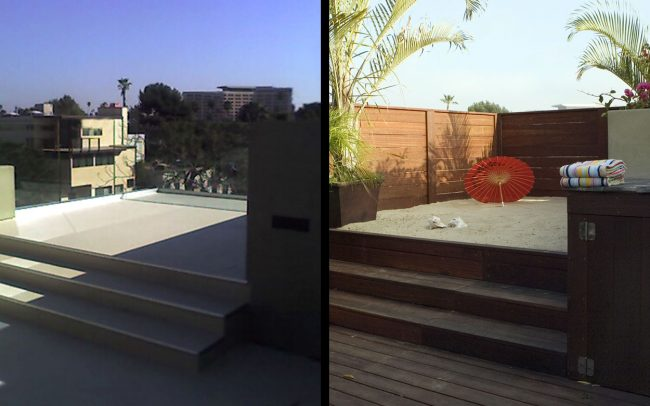 Venice Beach Home - Before & After