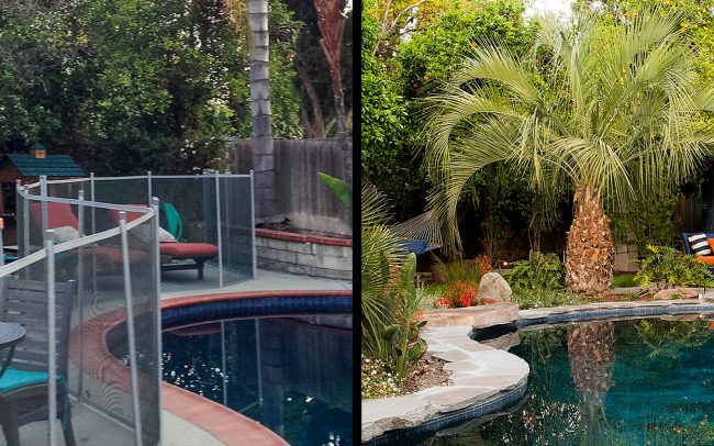 Outdoor Living – Before & After