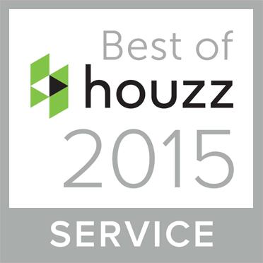 Best of Houzz 2015 - Client Satisfaction